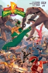 Mighty Morphin Power Rangers #1 | © BOOM! Studios