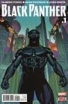 Black Panther #1 (© MARVEL Comics)