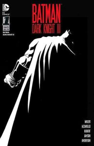 Batman: Dark Knight III Heft 1 (von 8)