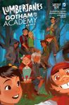 Luberjanes Gotham Academy #1