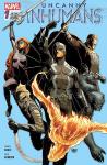 Uncanny Inhumans 1: Kampf gegen die Zeit