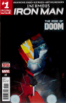 INFAMOUS IRON MAN #1 NOW