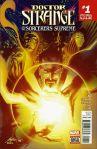 DOCTOR STRANGE SORCERERS SUPREME #1
