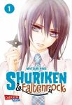 Shuriken und Faltenrock 1