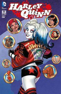 Harley Quinn 9: Mörderische Leidenschaft