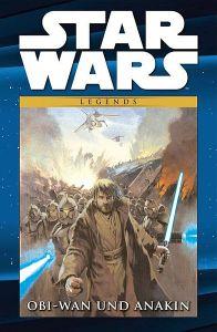 Star Wars Kollektion 8: Obi-Wan & Anakin: D. letzte Gefecht u. Jabiim