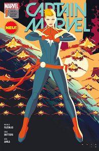 Captain Marvel 1: Wächterin der Erde
