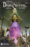 JIM HENSON POWER OF DARK CRYSTAL #1
