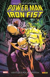 Power Man & Iron Fist 1: Vier Fäuste für Manhattan