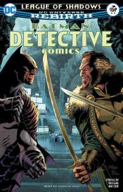 DETECTIVE COMICS #954