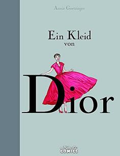 Ein Kleid von Dior