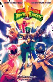 Mighty Morphin Power Rangers 1: Der grüne Ranger – Das erste Jahr
