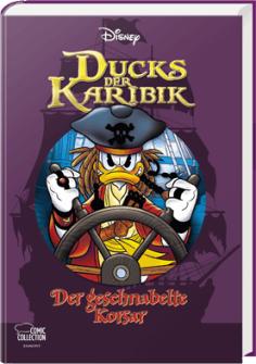 Enthologien 33: Ducks der Karibik – Der geschnabelte Korsar