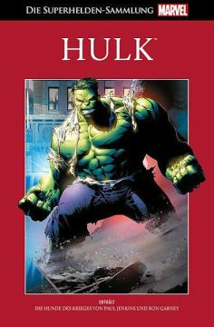 Hachette Rote Marvel Collection 5: Hulk