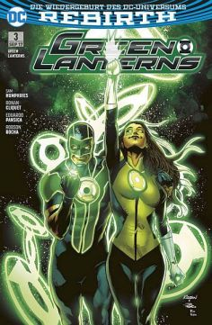 Green Lanterns (Rebirth) 3: Die Phantom-Lantern