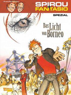 Spirou & Fantasio Spezial 23: Das Licht von Borneo