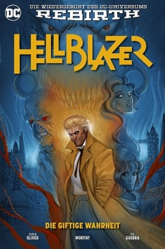 Hellblazer (Rebirth) 1