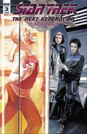 Star Trek: The Next Generation — Mirror Broken #3
