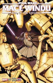 Star Wars: Mace Windu — Jedi Of The Republic #1