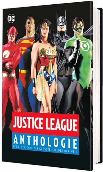 Justice League: Anthologie HC