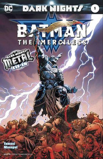 Batman: The Merciless #1