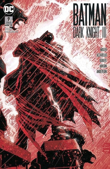 Batman: Dark Knight III 9 (von 9)