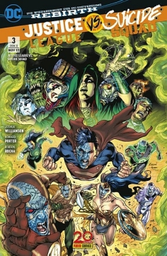Justice League vs. Suicide Squad 3 (von 3) (Rebirth)
