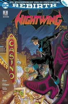 Nightwing (Rebirth) 2: Blüdhaven