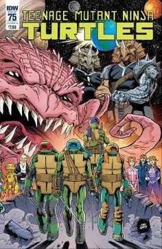 Teenage Mutant Ninja Turtles #75
