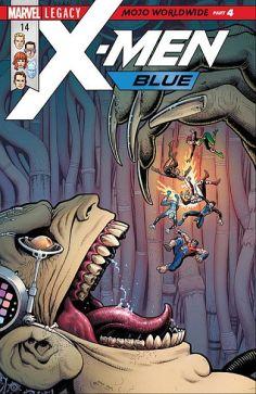 X-Men Blue #14