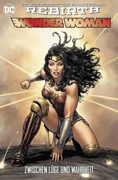 Wonder Woman (Rebirth) 2: Zwischen Lüge und Wahrheit