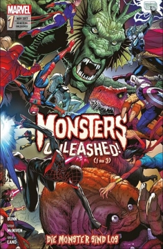 Monsters Unleashed – Die Monster sind los 1 (von 3)