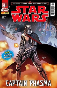 Star Wars 27 Kiosk-Ausgabe