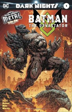 Batman: The Devastator #1