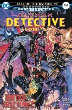 Detective Comics #969