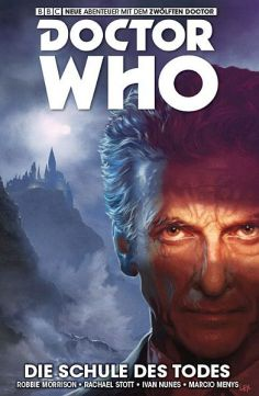Doctor Who - Der zwölfte Doktor Band 4