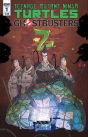 TMNT Ghostbusters II #1