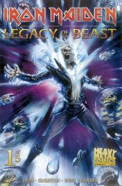 Iron Maiden: Legacy Of The Beast #1