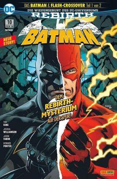 Batman (Rebirth) 10