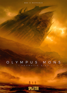 Olympus Mons 1: Anomalie Eins