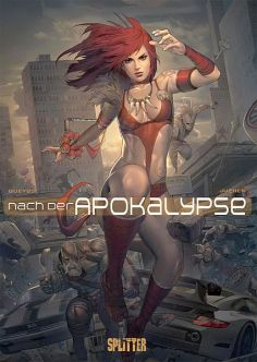 Nach der Apokalypse (Einzelband)