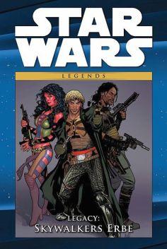 Star Wars Comic-Kollektion 36: Legacy – Skywalkers Erbe