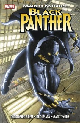 Marvel Knights: Black Panther (Reprint)