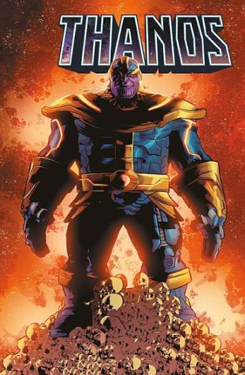 Thanos Megaband 1: Tödlicher Titan