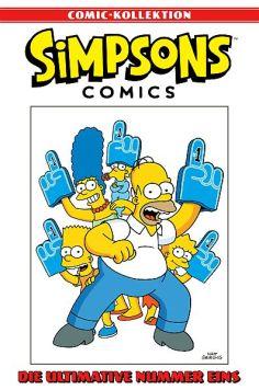 Simpsons Comic-Kollektion 1: Die ultimative Nummer Eins
