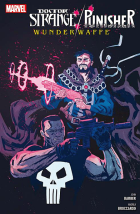 DOCTOR STRANGE / PUNISHER: WUNDERWAFFE