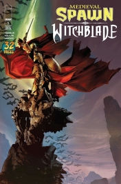 MEDIEVAL SPAWN WITCHBLADE #1 (OF 4)