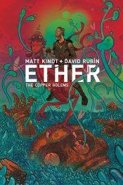 ETHER COPPER GOLEMS #1 (OF 5)